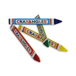 Triangular Bulk-Loose Crayons - Item 1T10(3000) Bulk Triangle Best-Cheap Wholesale & Restaurant Crayon Packs