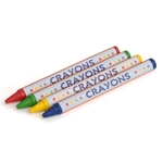 Bulk-Loose Round Crayons - Item 2R10(1000) Bulk Round Best-Cheap Wholesale & Restaurant Crayon Packs