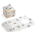 Bibs with Crumb Catcher Pocket - Item 364CGR Wholesale-Restaurant Child Accommodation