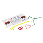 8pk Wax Play String, Italian Theme - Item TT85-ITA1 Bulk Kids' Toys, Compare: Wikki-Stix and Bendaroos