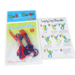 Braided Bracelets - Item TZ-BR1 Old-School Interactive, Best-Cheap Wholesale & Restaurant Family Night Toys in Bulk