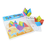 Snip-Snap Fortune Tellers - Item TZ-SS1 Old-School Interactive, Best-Cheap Wholesale & Restaurant Family Night Toys in Bulk